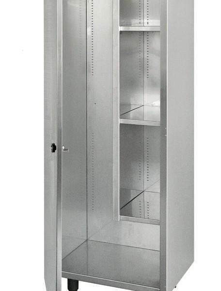 armoire 600x475 1 porte battante 3 etageres fermet. Black Bedroom Furniture Sets. Home Design Ideas