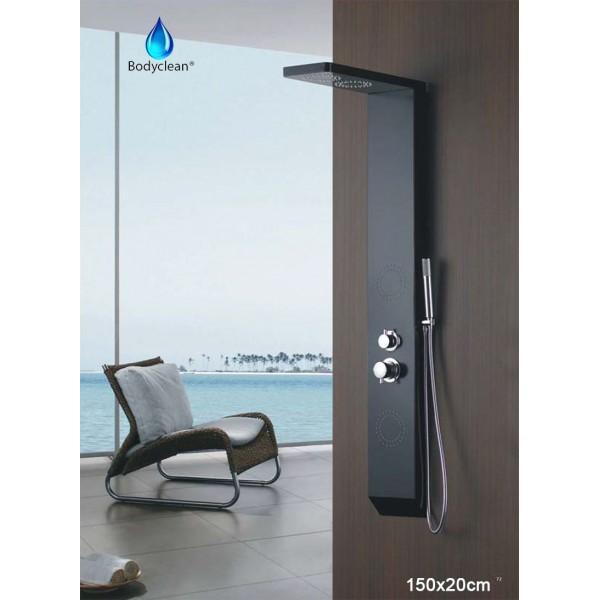 Colonnes de douches comparez les prix pour - Colonne de douche blanche design ...