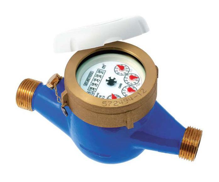 Compteur d 39 eau turbine tous les fournisseurs de - Compteur eau froide ...