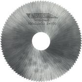 FRAISE-SCIE HSS 125 X 6,0 MM Z80 AL22