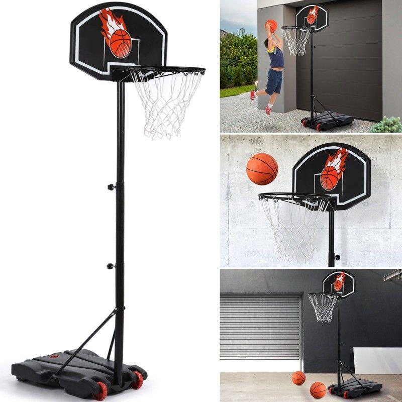 Panier de basket hauteur amazing panier basketball adulte - Panier de basket amovible ...