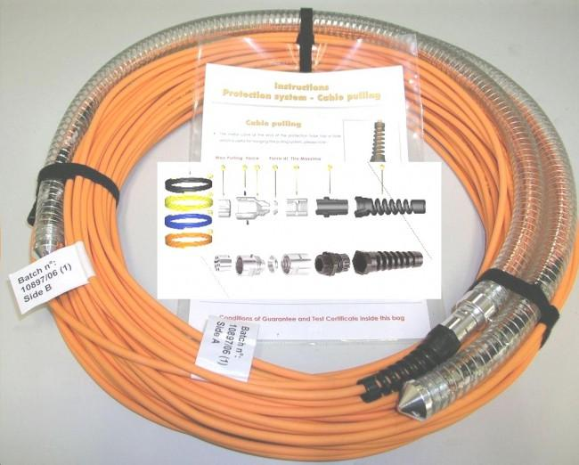 Image result for Le câblage de la fibre optique d'Orange : une opération technique