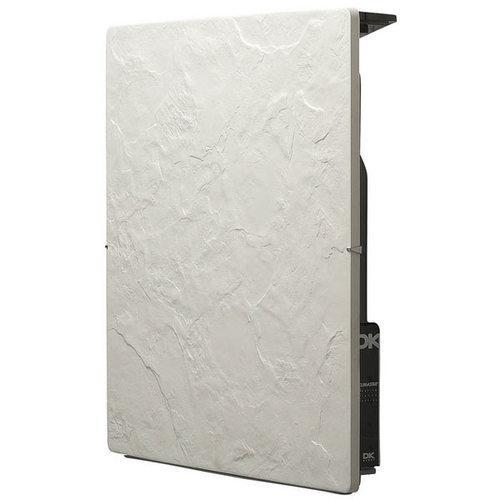 radiateur inertie 800w touch silicium ardoise blanche comparer les prix de radiateur inertie. Black Bedroom Furniture Sets. Home Design Ideas