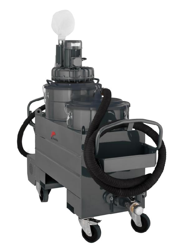 Aspirateur industriel - delfin tecnoil 250/t3