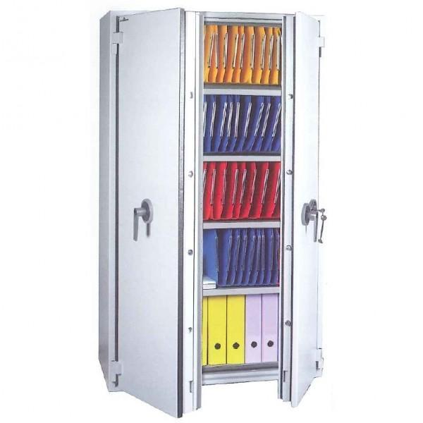 armoire ignifuge papier 1 heure 710 litres a cle. Black Bedroom Furniture Sets. Home Design Ideas