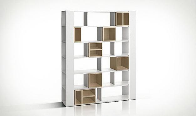 Design Grande 4 Blanche Bibliothèque You SqUzpMVG