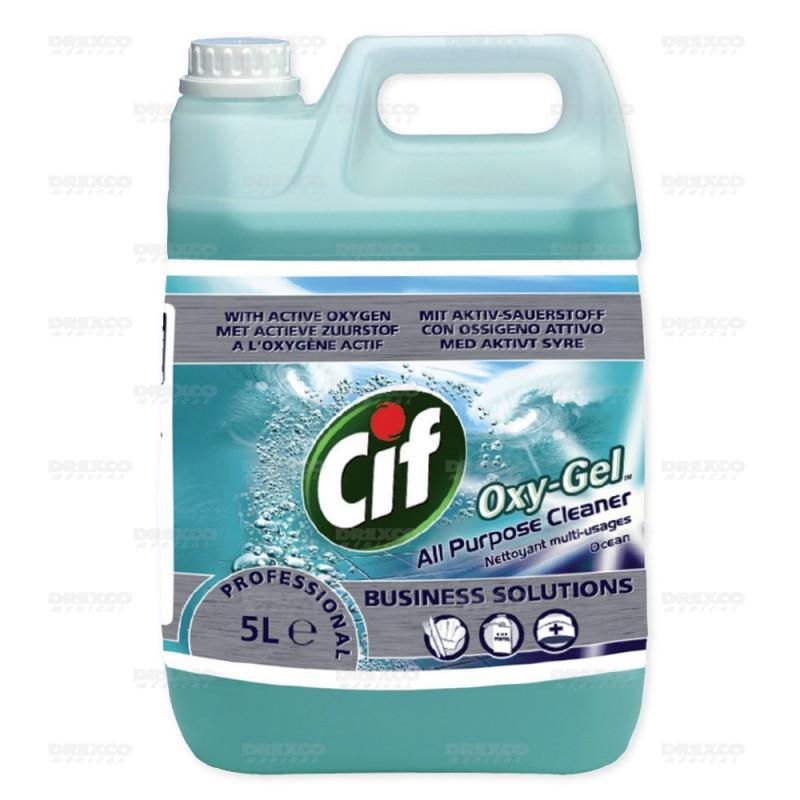 Multi-usages oxy gel cif