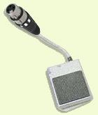 Communication en mains libres pour portatif radio aspg