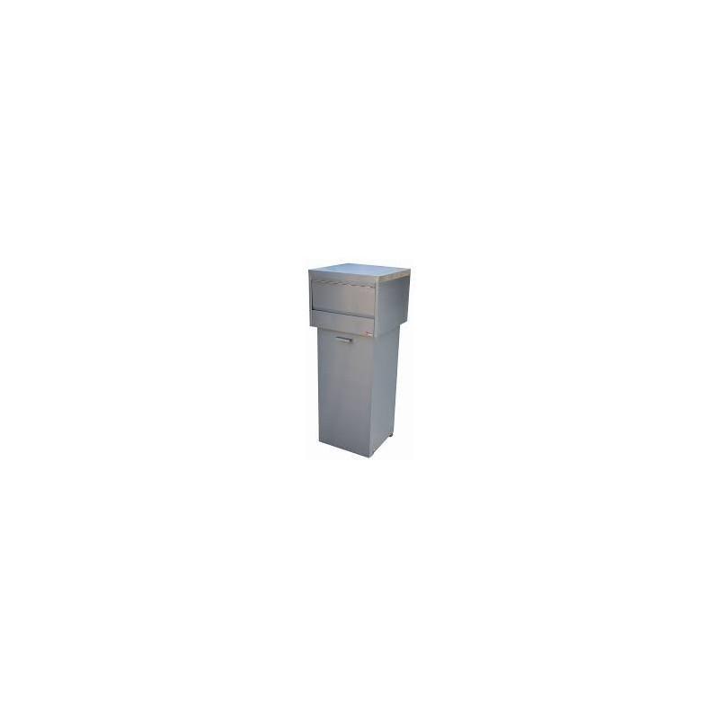 Poubelle gastromastro gmbh achat vente de poubelle - Poubelle 80 litres ...