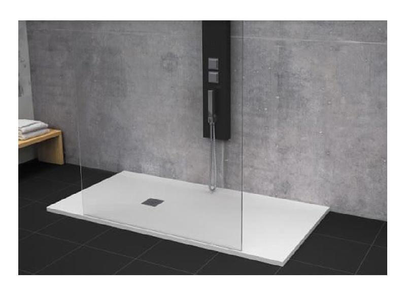 Receveur de douche Bac à douche salle de bain Get Wet par Sealskin Rectangulaire