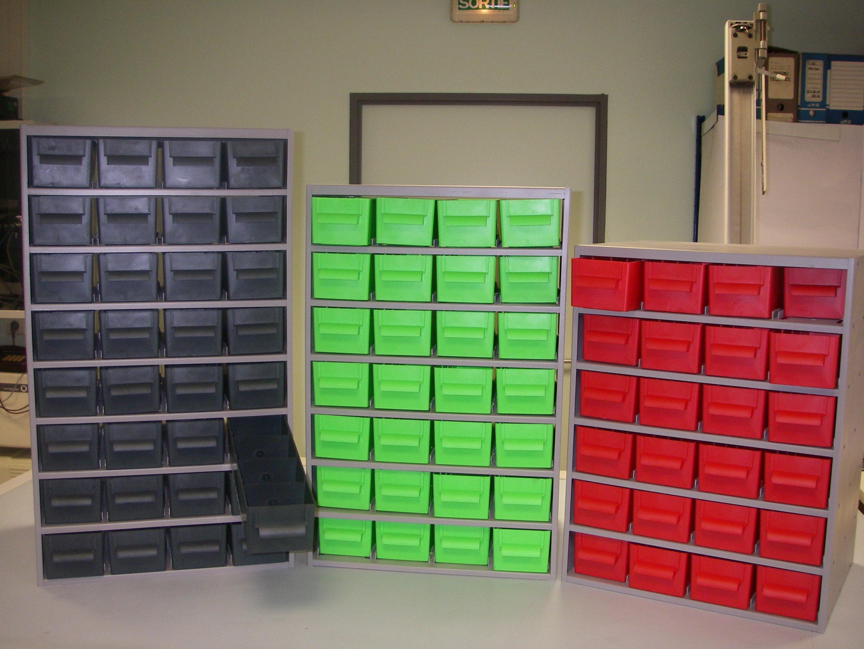 Blocs tiroirs tous les fournisseurs coffre a tiroir - Casier rangement visserie ...