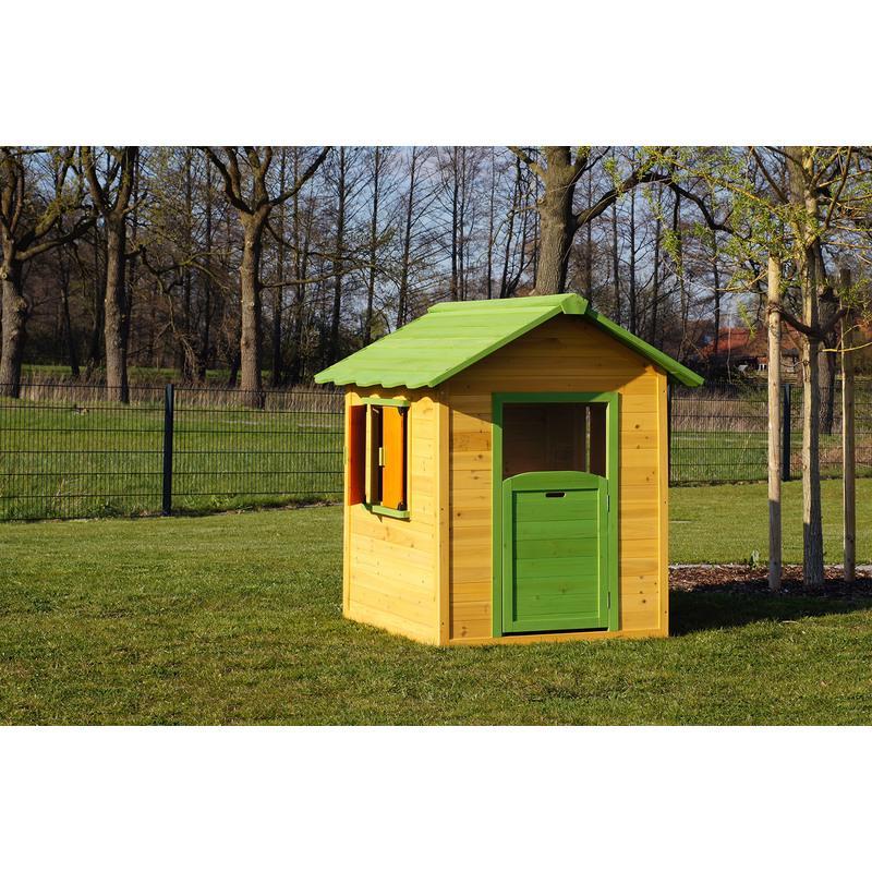 Cabanes pour enfants comparez les prix pour for Cabane de rangement pour jardin