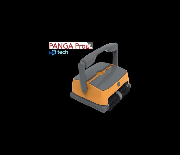 Robot de piscine autonome avec batterie embarquée panga pro de so'tech - by'piscine