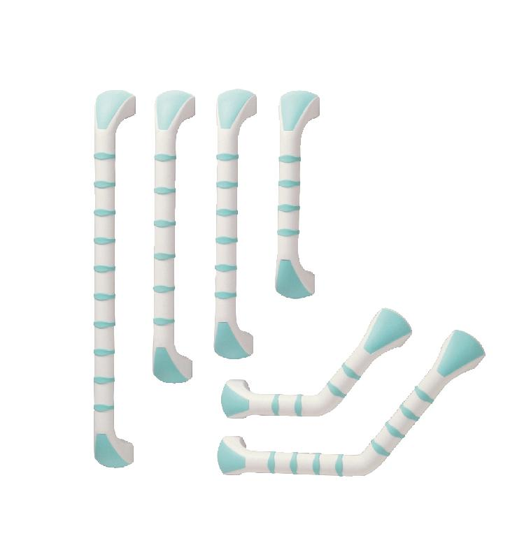 Barre plastique douche comparer les prix de barre for Bac lierre plastique