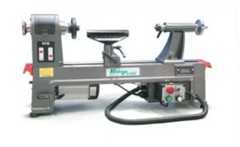 Holzprofi - tour à bois monophasé à variateur de vitesse mc1420vf