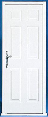 Porte postformee elusa for Porte 5 panneaux