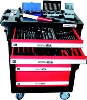 Servante drakkar tools achat vente de servante drakkar - Servante avec outils ...