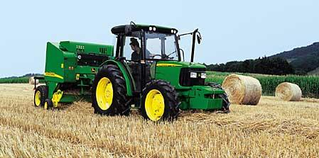John deere produits tracteurs agricoles standards - Image tracteur ...