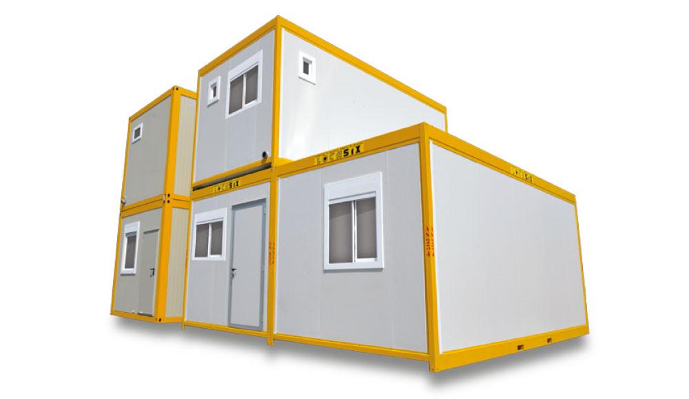 Abris de chantier tous les fournisseurs baraque Acheter un container habitable