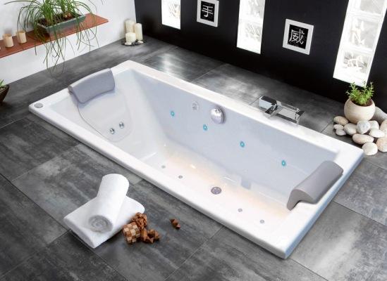 Siehr produits baignoires balneo - Baignoire balneotherapie ...