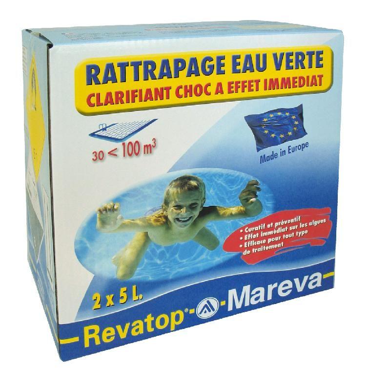 KIT REVATOP PLUS 2X 5L MAREVA 000110