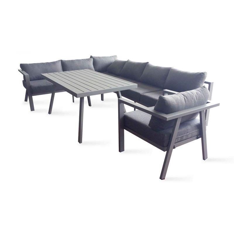 Salon de jardin en aluminium - Tous les fournisseurs de ...