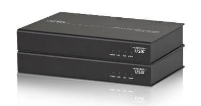 CE610 - DÉPORT KVM DVI CÂBLES CAT.5E / USB / PS-2