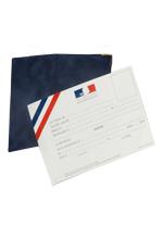 CARTE DE FONCTION DE MAIRE - ETUI BLEU RÉF 0706.501