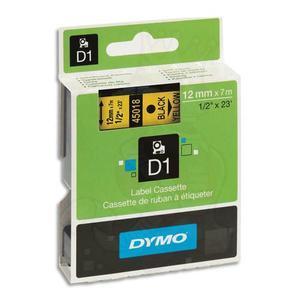 DYM RUBN DYMO D1 12MMX7M N/J 45018