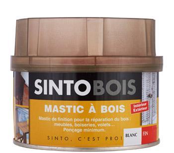 Sintobois MASTIC À BOIS FIN
