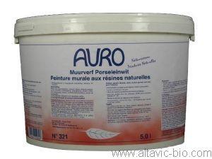 PEINTURE NATURELLE MURALE AURO 321