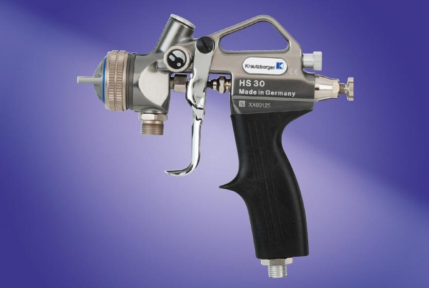 Pistolet de pulvérisation krautzberger hs30