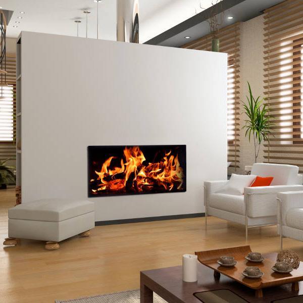 Radiateur design comparez les prix pour professionnels - Cheminee decorative electrique design ...