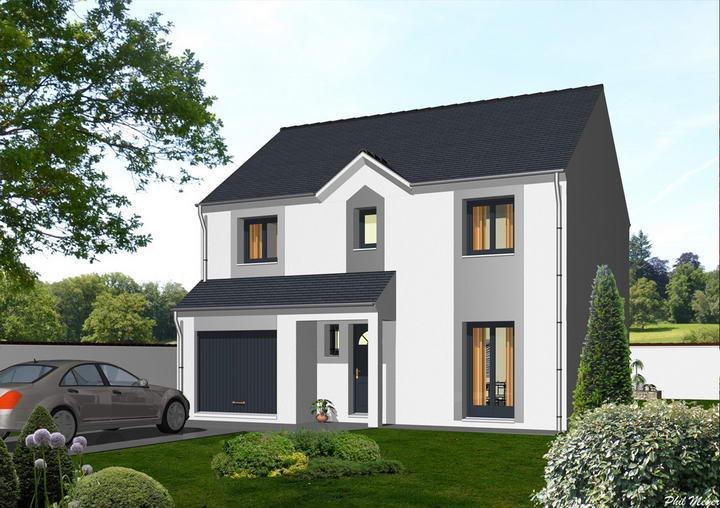 habitations completes modeles de maison rambouillet