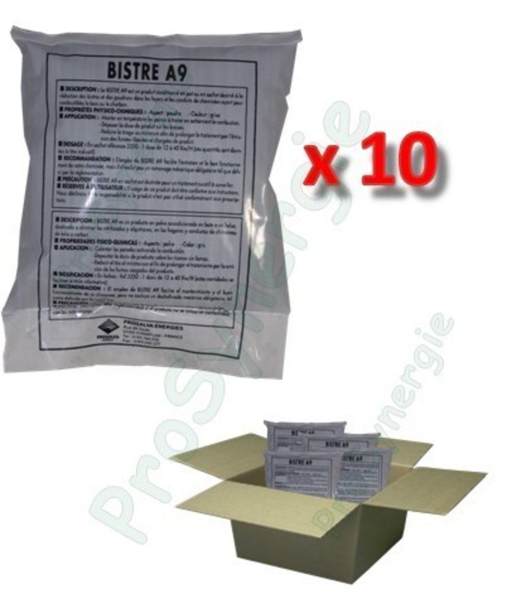 BISTRE A9 - LOT DE 10 DOSES PRÉVENTIVES
