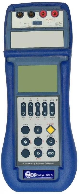 Calys 80p calibrateur de pression portable de haute précision