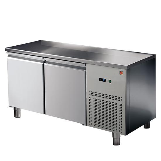 Table réfrigérée 2 portes gn 1/1, -2°/+8°c - bna0081