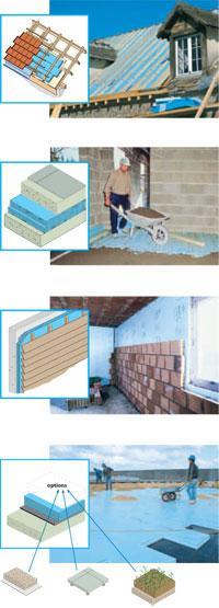 cloisons planchers et toitures thermiques tous les fournisseurs cloisons planchers toitures. Black Bedroom Furniture Sets. Home Design Ideas