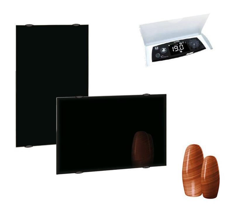Radiateurs electriques rayonnants tous les fournisseurs radiateur electrique rayonnement for Radiateur vertical electrique verre