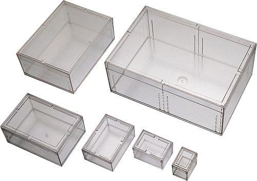 Boite plastique pour rangement visserie tableau isolant - Grande boite de rangement plastique ...