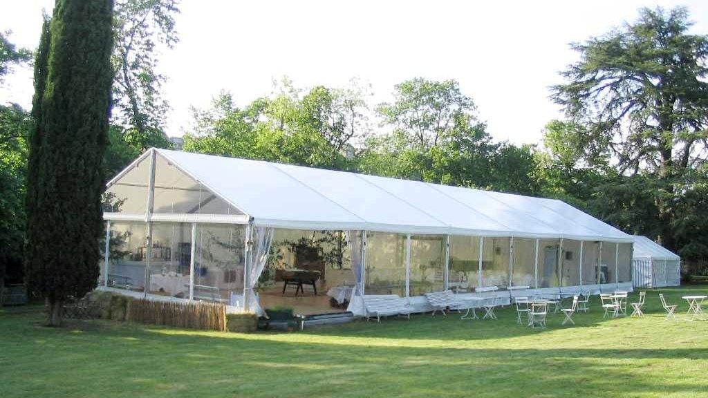 Tentes de réception - tous les fournisseurs - tente événementielle ...
