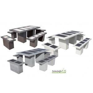 Salon en béton ciré livinston - 251831- cemento