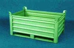caisse palette acier bande transporteuse caoutchouc. Black Bedroom Furniture Sets. Home Design Ideas