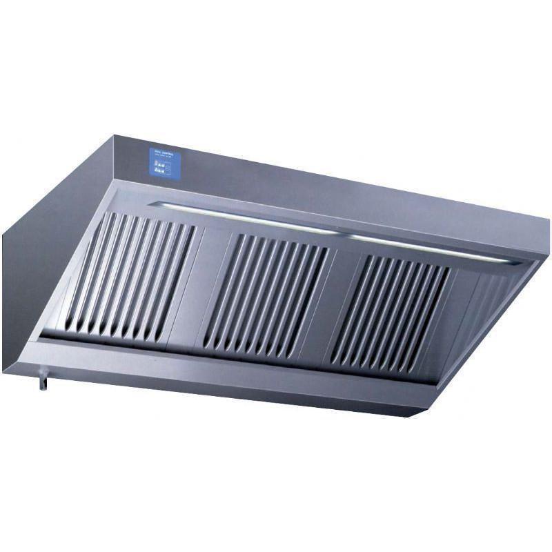 Hotte de cuisine comparez les prix pour professionnels for Hotte aspirante moteur exterieur