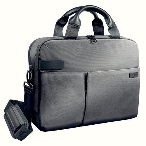 Leitz sac pour ordinateur 15.6 gris 60160084