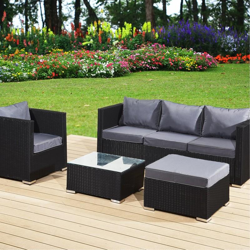 salon de jardin ims garden achat vente de salon de jardin ims garden comparez les prix sur. Black Bedroom Furniture Sets. Home Design Ideas