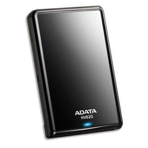 Adata disque dur hv620 noir laqué 1 to + redevance