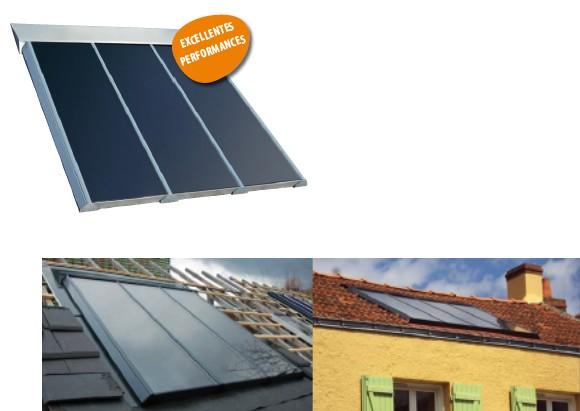 panneaux solaires thermiques a fluide tous les. Black Bedroom Furniture Sets. Home Design Ideas
