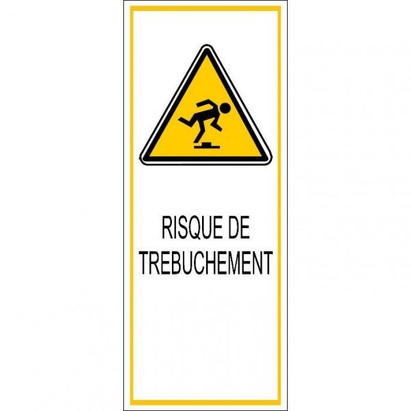 MESSAGE RISQUE DE TRÉBUCHEMENT