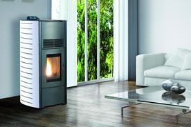 poele a granule fonte flamme. Black Bedroom Furniture Sets. Home Design Ideas